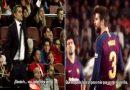 HLV Valverde phát bực với Pique trong trận thua thảm
