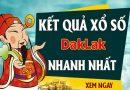 Soi cầu dự đoán XS Daklak Vip ngày 26/05/2020