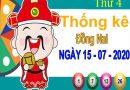 Thống kê XSDN ngày 15/7/2020 – Thống kê KQXS Đồng Nai thứ 4