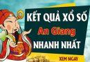 Soi cầu dự đoán XS An Giang Vip ngày 22/10/2020