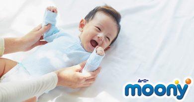 Có nên đóng bỉm cho trẻ sơ sinh ?
