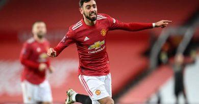 Thể thao 25/1: Fernandes giúp MU loại Liverpool khỏi FA Cup