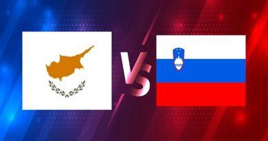 Nhận định Síp vs Slovenia – 23h00 30/03, VL World Cup 2022