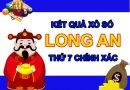 Soi cầu XSLA 10/4/2021 chốt bạch thủ lô Long An thứ 7