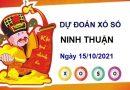 Giờ vàng dự đoán xổ số Ninh Thuận ngày 15/10/2021 hôm nay thứ 6