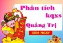 Phân tích kqxs Quảng Trị 14/10/2021 dự đoán kết quả